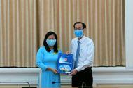 Tin trong nước - Bà Nguyễn Thị Hồng Thắm được bổ nhiệm làm Phó Giám đốc sở Nội vụ TP.HCM