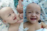 Sức khoẻ - Làm đẹp - Tan chảy trước nụ cười vui vẻ của 2 bé Trúc Nhi - Diệu Nhi