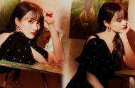 """Tin tức giải trí - Bộ ảnh phong cách Hong Kong của Trịnh Sảng gây sốt Weibo, thị phi đến đâu vẫn là """"công chúa hotsearch"""""""