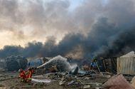 Tin thế giới - Sức tàn phá của vụ nổ ở Lebanon gây ra địa chấn tương đương trận động đất 3,3 độ richter