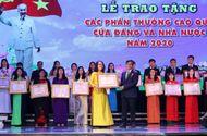 Truyền thông - Thương hiệu - Nestlé Việt Nam vinh dự đón nhận bằng khen của Thủ tướng Chính phủ