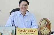 Tin trong nước - Quảng Ngãi: Chân dung Bí thư Huyện ủy trẻ nhất tỉnh tái đắc cử chức vụ đương nhiệm
