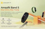 Công nghệ - Tin tức công nghệ mới nóng nhất hôm nay 20/9: Xiaomi ra mắt Amazfit Band 5 giá rẻ, có chức năng đo oxy trong máu