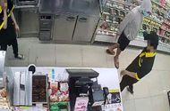 An ninh - Hình sự - Vụ thanh niên cầm dao đe dọa 2 nhân viên cửa hàng cướp 2,5 triệu: Tên cướp chạy bộ tẩu thoát