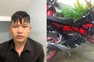An ninh - Hình sự - Nam thanh niên sắm xe Suzuki Raider rồi đi cướp: Quá khứ bất hảo của nghi phạm