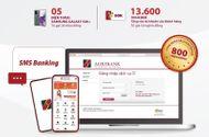 Tài chính - Doanh nghiệp - Cùng Agribank Đăng ký E-Bank – rinh nhanh quà tặng