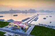 Truyền thông - Thương hiệu - Chiêm ngưỡng vẻ đẹp hút hồn của Cảng tàu khách hàng đầu châu Á tại Việt Nam