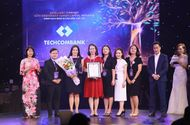 """Tài chính - Doanh nghiệp - Techcombank – Ngân hàng duy nhất được vinh danh hạng mục """"Ứng biến xuất sắc"""" tại Vietnam HR Awards 2020"""