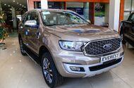 Thế giới Xe - Khám phá Ford Everest Titanium 2021 vừa cập bến Việt Nam, giá từ 999 triệu đồng