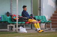 Bóng đá - Thêm một cầu thủ rời đội tuyển Việt Nam vì gặp chấn thương
