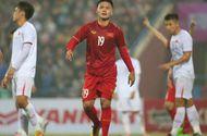 Bóng đá - Trận gặp U22 Việt Nam, Quang Hải đi bóng lắt léo, ghi siêu phẩm