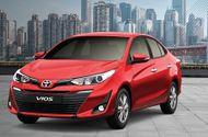 """Thế giới Xe - Bảng giá xe ô tô Toyota mới nhất tháng 1/2021: """"Ông vua doanh số"""" Toyota Vios có giá dao động từ 470-570 triệu đồng"""