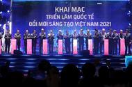 Thị trường - Công nghệ đột phá của Sunshine Group: Tâm điểm thu hút tại Triển lãm quốc tế Đổi mới sáng tạo Việt Nam 2021