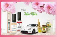 Cần biết - Lan tỏa niềm vui mùa Xuân với nước xịt thơm áo quần, xe hơi cao cấp Aroma