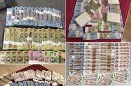Thị trường - Gần tết, nhộn nhịp dịch vụ đổi tiền lẻ bất chấp lệnh cấm