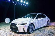 Thế giới Xe - Mẫu xe Sedan Lexus IS 2021 ra mắt, giá bán từ 2130 tỷ đồng