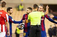 Bóng đá - Messi có thể bị cấm ra sân thi đấu trong 12 trận tới