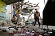 Tin thế giới - Iraq: 2 vụ đánh bom liên tiếp khiến hơn 100 người thương vong ở thủ đô Baghdad