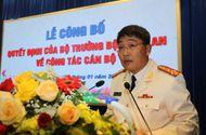 Tin trong nước - Tân Phó Giám đốc Công an tỉnh Bắc Ninh vừa được bổ nhiệm là ai?