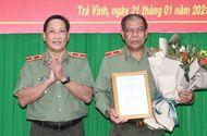 Tin trong nước - Tân Phó giám đốc Công an tỉnh Trà Vinh vừa được bộ Công an bổ nhiệm là ai?