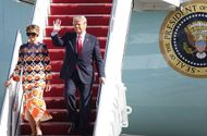 Tin thế giới - Đảng Cộng hoà đề nghị hoãn thời gian tổ chức phiên toà luận tội cựu Tổng thống Trump