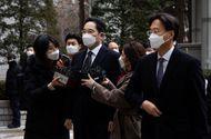 """Tin thế giới - """"Thái tử"""" Samsung quyết định không kháng cáo bản án 30 tháng tù giam"""