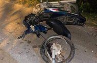 Tin trong nước - Tin tai nạn giao thông ngày 26/1: Xe máy va chạm ô tô bán tải, 2 người tử vong