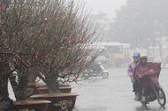 Tin trong nước - Dự báo thời tiết mới nhất hôm nay 26/1: Hà Nội có mưa phùn
