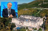 Tin thế giới - Ông Putin bác cáo buộc sở hữu biệt thự xa hoa hơn 1,3 tỉ USD ở bờ Biển Đen