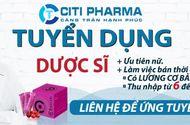 Xã hội - Công Ty CitiPharma giới thiệu về sản phẩm Tăng Vòng 1 Cbink