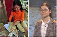 Chuyện học đường - Cô bé khóc nức nở vì sách vở ướt nhẹp sau 10 năm: Ra dáng thiếu nữ xinh đẹp, trở thành sinh viên trường y