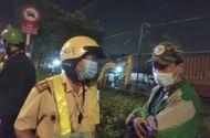 """An ninh - Hình sự - Công an vào cuộc vụ nhóm người quay video """"giám sát CSGT"""" ở TP.HCM"""