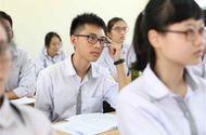 Giáo dục pháp luật - Thi tuyển sinh lớp 10 công lập ở Hà Nội: Công bố môn thi thứ tư vào tháng 3/2021