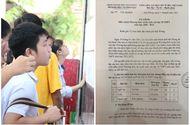 Giáo dục pháp luật - Vì sao sở GD&ĐT Hải Phòng đề xuất bỏ môn thi tổ hợp vào lớp 10?