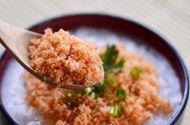 Ăn - Chơi - Bí quyết làm ruốc cá hồi đơn giản, không tanh, tơi mịn
