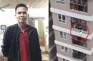 """Cộng đồng mạng - Cứu bé gái rơi từ tầng 12, nam thanh niên được dân mạng ngợi khen """"người hùng"""", lập cả nhóm hâm mộ"""