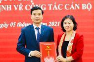 Tin trong nước - Điều động Giám đốc sở Tài chính Hà Nội làm Bí thư Quận ủy Thanh Xuân
