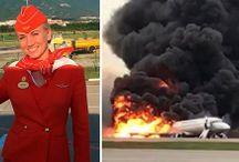 Cháy máy bay khiến 41 người chết ở Nga: Chuyện chưa kể về những \
