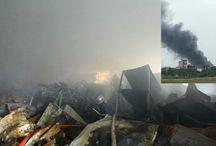 Vụ cháy 3 người chết tại khu công nghiệp Phú Thị: Ai là người phải chịu trách nhiệm?