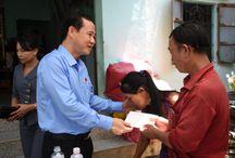 Phó trưởng Ban Nội chính Trung ương thăm gia đình bé gái 13 tuổi bị sát hại ở Phú Yên