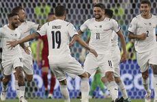 Kết quả EURO 2020 Thổ Nhĩ Kỳ 0-3 Italy: Tưng bừng khai hội