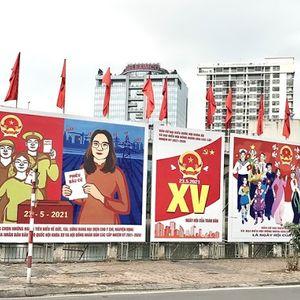 Bầu cử Quốc hội khóa XV, HĐND các cấp