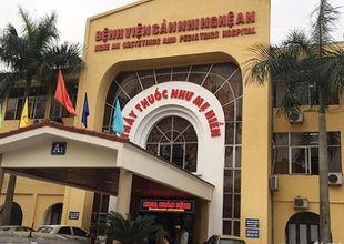 Nghệ An: Bé trai 10 tháng tuổi tử vong sau khi tiêm kháng sinh