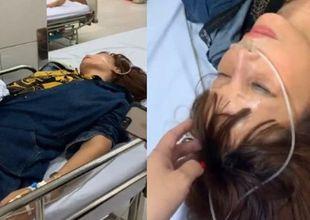 Cô dâu 62 tuổi lại phải nhập viện vì sốc, chồng trẻ dọa kiện người nói xấu