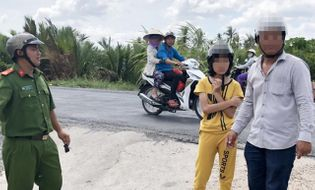 Gia đình - Tình yêu - Cà Mau: Nữ sinh tự ý bỏ nhà, dựng tin đồn bị bọn buôn người bắt cóc