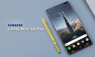 """Sản phẩm số - Galaxy Note 10 sở hữu hiệu năng """"khủng"""" dự kiến ra mắt trong tháng 8"""