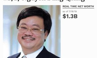 """Thị trường - Cổ phiếu MSN bị bán mạnh, tỷ phú Nguyễn Đăng Quang """"thủng túi"""" gần 2.500 tỷ đồng"""