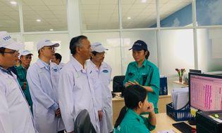 """Thị trường - """"Resort"""" bò sữa Tây Ninh là hạt nhân để xây dựng vùng chăn nuôi bò sữa an toàn dịch bệnh"""