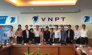 Internet & Web - 113 khách hàng VNPT trúng thưởng TV Samsung tổng trị giá hơn 1,3 tỷ đồng