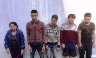 """Tin trong nước - Lộ diện nữ """"đạo chích"""" U70 cầm đầu đường dây trộm chó liên huyện ở Thanh Hóa"""
